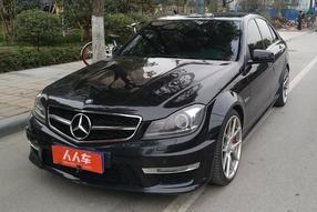 奔驰-C级AMG 2012款 AMG C 63 动感型