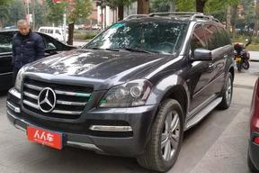 奔驰-GL级 2011款 450 尊贵型 Grand Edition