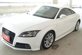 奥迪-TT 2013款 Coupe 45 TFSI