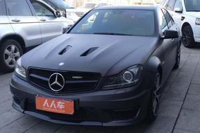 奔驰-C级AMG 2014款 AMG 63 Edition 507