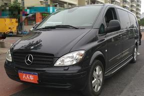 奔驰-威霆(进口) 2010款 VITO 3.2L 加长型