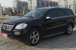 奔驰-GL级 2008款 GL 450 4MATIC尊贵型