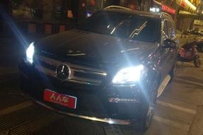 奔驰-GL 500 4MATIC 2013款