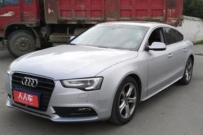 奥迪-A5 2012款 2.0TFSI Sportback