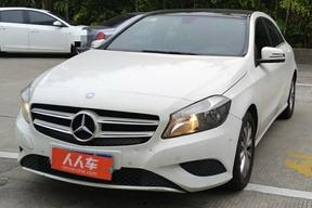 奔驰-A级 2013款 A 180 时尚型