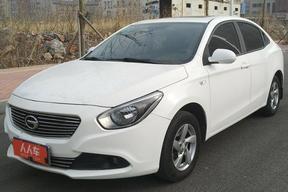 广汽传祺-GA3 2013款 1.6L 手动豪华版