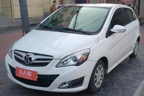 北京-汽车E系列 2012款 两厢 1.3L 手动乐活版