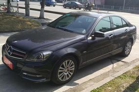 奔驰-C级 2011款 C 200 CGI 优雅型