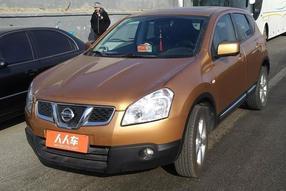 日产-逍客 2011款 2.0XV 雷 CVT 2WD