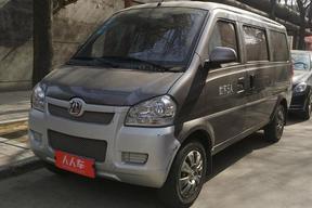北汽威旺-306 2014款 1.2L超值版厢货 基本型5座A12 CNG