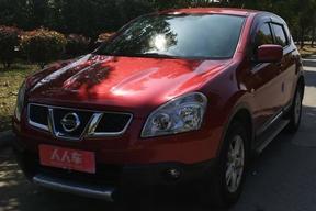日产-逍客 2012款 2.0XL 火 CVT 2WD
