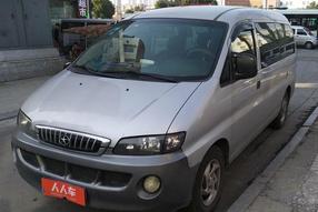 江淮-瑞风 2008款 2.0L穿梭 汽油 简配单空调型(改装天然气)