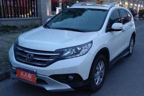 本田-CR-V 2013款 2.4L 四驱豪华版