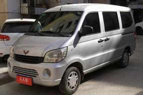 五菱汽车-五菱之光 2010款 1.1L新版实用型短车身LXA