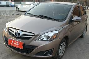 北京-汽车E系列 2012款 两厢 1.3L 手动乐天版