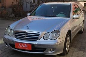 奔驰-C级(进口) 2004款 C 200K