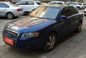 奥迪-A4 2006款 1.8T 7挡自动舒适型