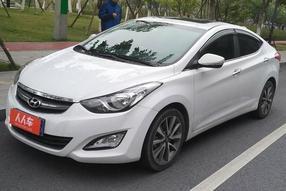 现代-朗动 2015款 1.6L 自动领先型