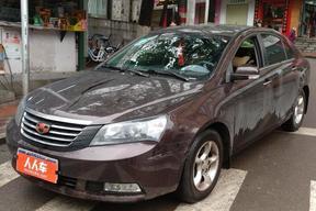 吉利汽车-经典帝豪 2010款 三厢 1.8L CVT精英型