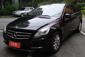 奔驰-R级 2014款 R 320 4MATIC商务型