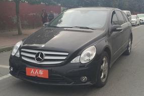 奔驰-R级 2007款 R 500 L 4MATIC