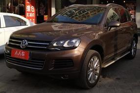 大众-途锐 2011款 3.0TDI 柴油豪华型