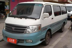 福田-风景 2011款 2.0T快运标准型短轴版低顶4D20
