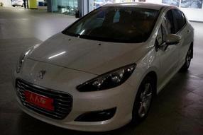标致-308 2012款 1.6L 自动优尚型