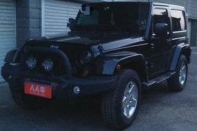 Jeep-牧马人 2012款 3.6L 两门版 Sahara