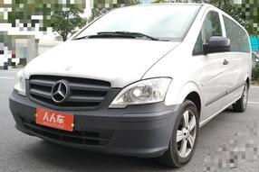 奔驰-威霆 2011款 2.5L 7座行政版