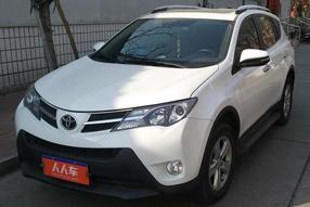 丰田-RAV4荣放 2013款 2.0L CVT四驱新锐版