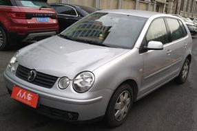 大众-POLO 2004款 两厢 1.6L 手动舒适型