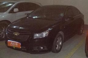 雪佛兰-科鲁兹 2013款 1.6L SE MT