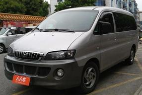 江淮-瑞风 2012款 1.9T祥和 柴油长轴政采版HFC4DB1-2C