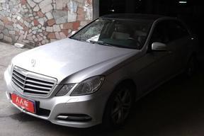 奔驰-E级 2011款 E 300 L 时尚尊贵型