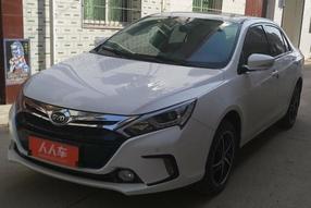 比亚迪-秦 2014款 1.5T 酷黑骑士旗舰型