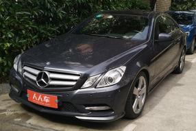 奔驰-E级(进口) 2012款 E 200 CGI Coupe