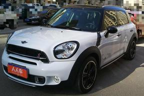 MINI-COUNTRYMAN 2014款 1.6T COOPER S ALL4