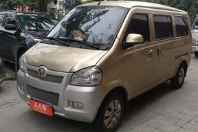 北汽威旺-306 2013款 1.2L超值版 舒适型7座A12
