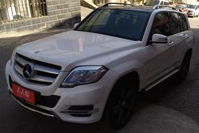 奔驰-GLK级 2013款 GLK 300 4MATIC 豪华型