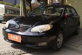 比亚迪-F3 2011款 1.5L 新白金版标准型