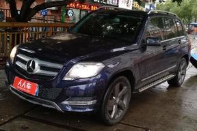 奔驰-GLK级 2013款 GLK 300 4MATIC 时尚型