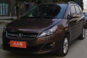 江淮-瑞风M2 2013款 1.5L 手动豪华型 7座