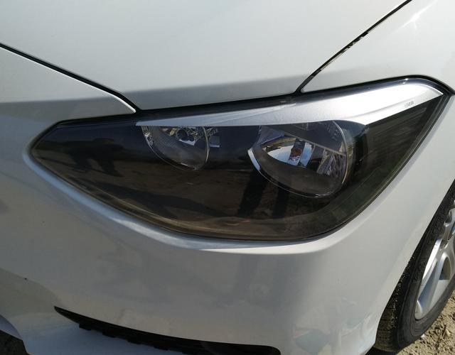 宝马1系 116i [进口] 2012款 1.6T 自动 汽油 领先版