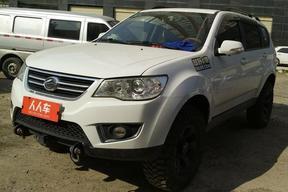 陆风-X8 2012款 探索版 2.5T 柴油4X2豪华型
