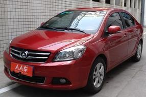 长城-C30 2013款 1.5L 手动舒适型