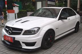 奔驰-C级AMG 2014款  C 63 Coupe Edition 507