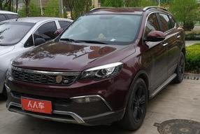 猎豹汽车-CS10 2015款 2.0T 手动风尚型