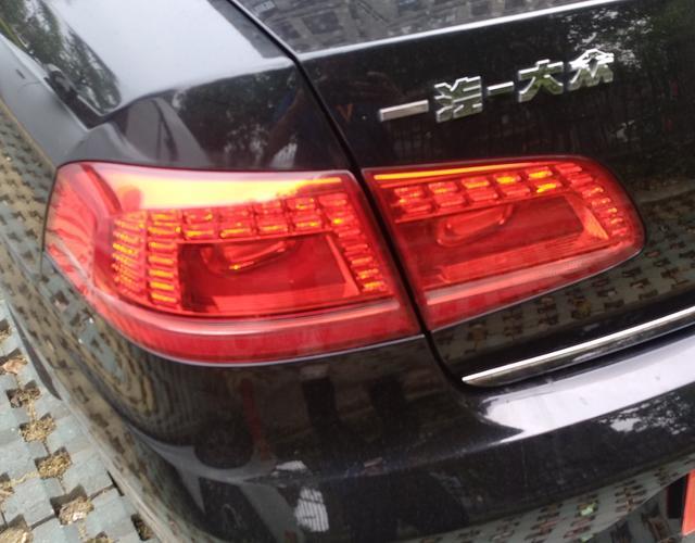 大众迈腾 2012款 2.0T 自动 汽油 尊贵型 (国Ⅳ)