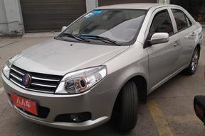 吉利汽车-金刚 2013款 1.5L 手动尊贵型